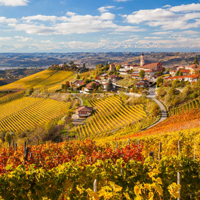 Colors of the Langhe